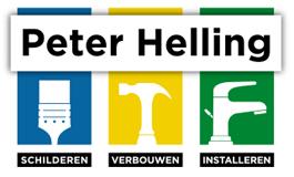 Peter Helling – Schilderen, verbouwen en installeren